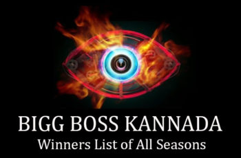 bigg boss kannada winners list