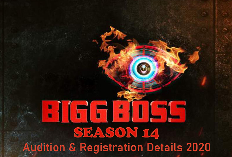 bigg boss 14 auditions and registration details