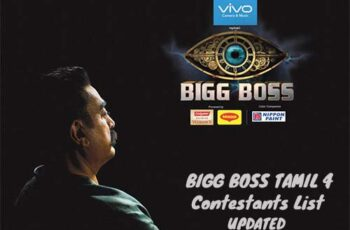 bigg boss tamil 4 contestant list