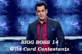bigg boss 14 wild card contestants